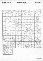 Map Image 004, Fillmore County 1991